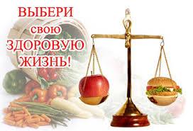 15 августа – День здорового питания