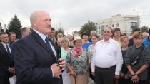 «Это исторический момент для региона» — А.Лукашенко ждет отдачи от юго-востока Могилевской области