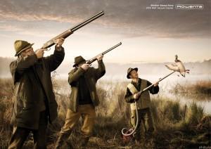Об открытии охоты