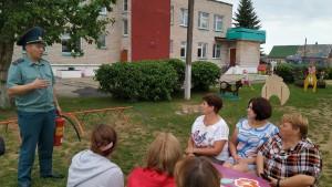 Руководство  РОЧС продолжает выступать в трудовых коллективах региона