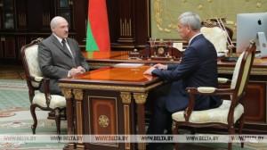 А.Лукашэнка расказаў, чаго чакае ад новага складу беларускага парламента