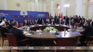 Беларусь прапануе больш актыўна развіваць супрацоўніцтва ЕАЭС з Еўрасаюзам і краінамі далёкай дугі