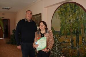 Алена Генрыхаўна Арэхава — лепшы грамадскі эколаг Віцебшчыны