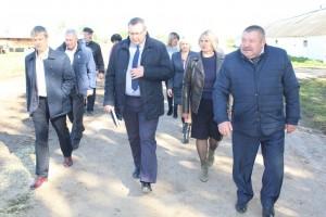 Выездной семинар на территории Иодского сельсовета
