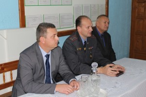Адзіны дзень інфармавання насельніцтва прайшоў сёння ў Шаркаўшчынскім раёне
