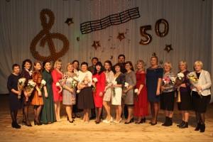 Урачыста, весела і запамінальна прайшло сёння святкаванне 50-годдзя з дня заснавання Шаркаўшчынскай дзіцячай школы мастацтваў