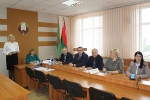 Выбраны новы старшыня раённага камітэта Беларускага прафсаюза работнікаў адукацыі і навукі