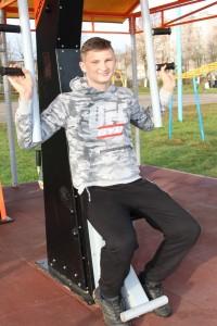 Юные шарковчане приняли участие в открытом первенстве Глубокской ДЮСШ по легкой атлетике «Золотая осень»