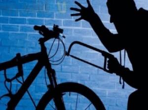 Предупреждение краж велосипедов